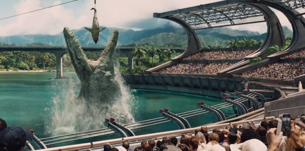 'Jurassic World', 'Star Wars: The Force Awakens', and the New-Age of Blockbuster Promotion