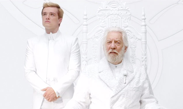 'The Hunger Games: Mockingjay Part 1' Review