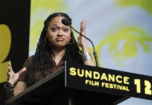 'Selma' director Ava DuVernay at Sundance