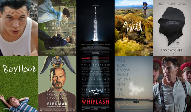 2015 Oscar Predictions (Final Predictions part 1 of 2)
