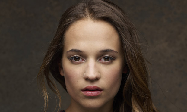 Say hello to soon-to-be A-lister Alicia Vikander