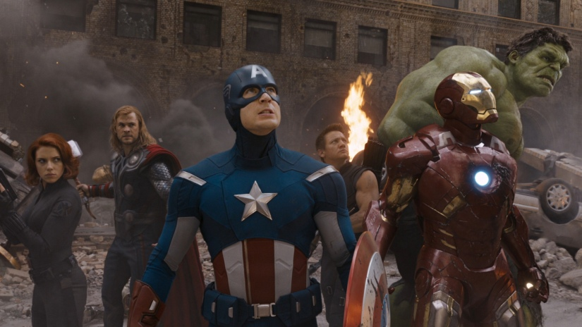 All 11 movies in the Marvel Cinematic Universe,ranked.