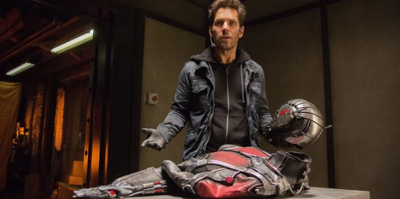 Review: Marvel shrinks its scope, wins again with 'Ant-Man'