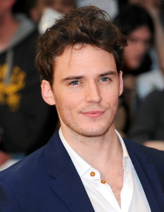 NON EXCLUSIVE PICTURE: PAUL TREADWAY / MATRIXPICTURES.CO.UK PLEASE CREDIT ALL USES WORLD RIGHTS English actor Sam Claflin attending The European Premiere of Marvel Avengers Assemble, Vue Westfield, London, UK. APRIL 19th 2012 REF: PTY 121517