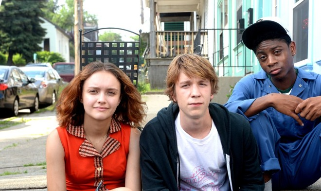 The charming young cast of 'Me & Earl & The Dying Girl'