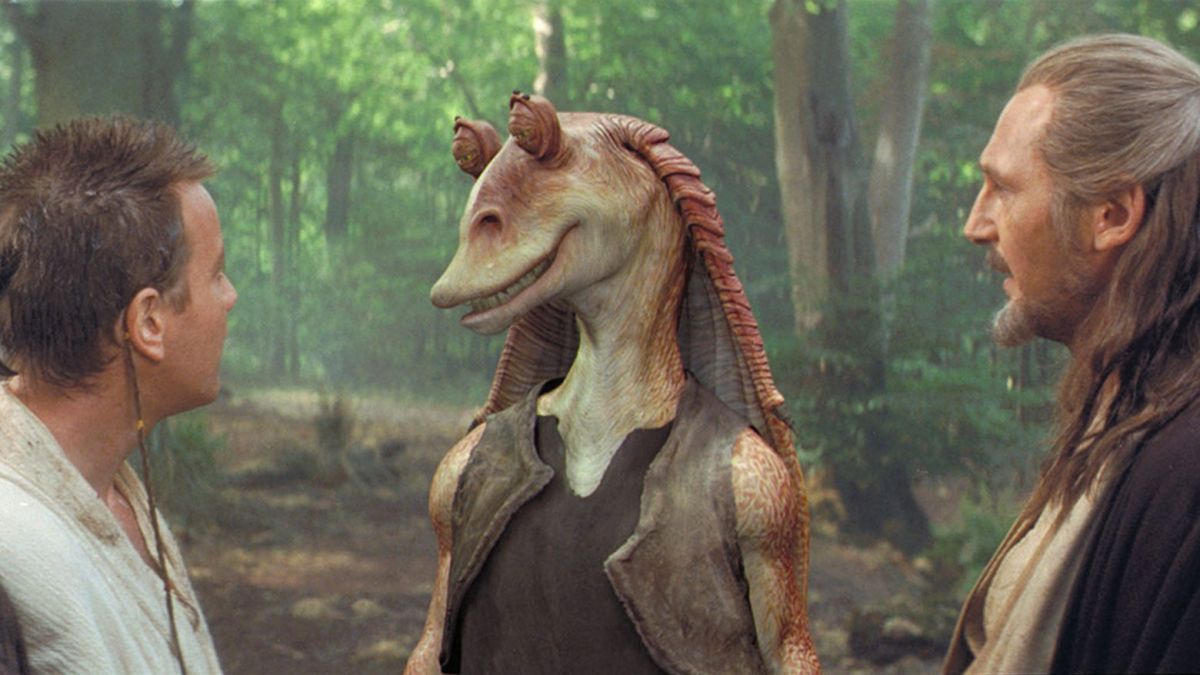 In defense of Jar Jar Binks.