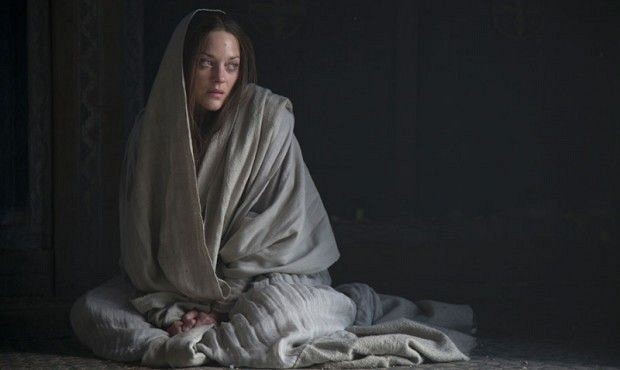 Marion Cotillard in 'MacBeth', a performance I wouldn't rule out.