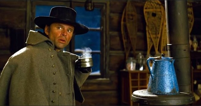 Walton Goggins in 'The Hateful Eight'