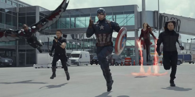 Review: 'Captain America: Civil War', a triumphant exercise in popcornmoviemaking.