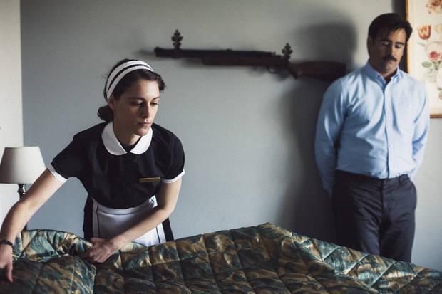 Film Review The Lobster
