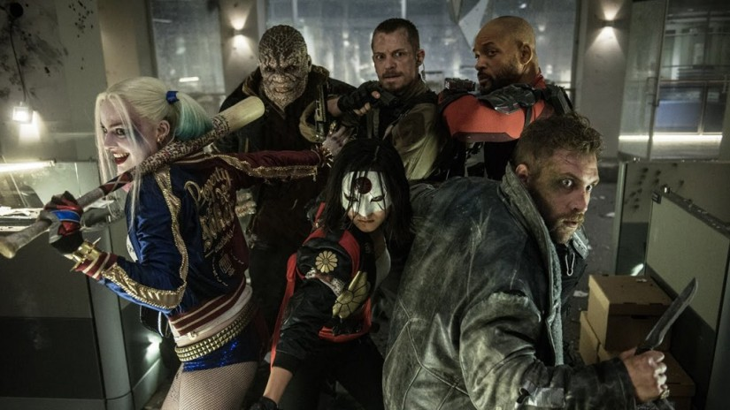 Review: Somehow, 'Suicide Squad' is a step backwards for DC/WarnerBros.
