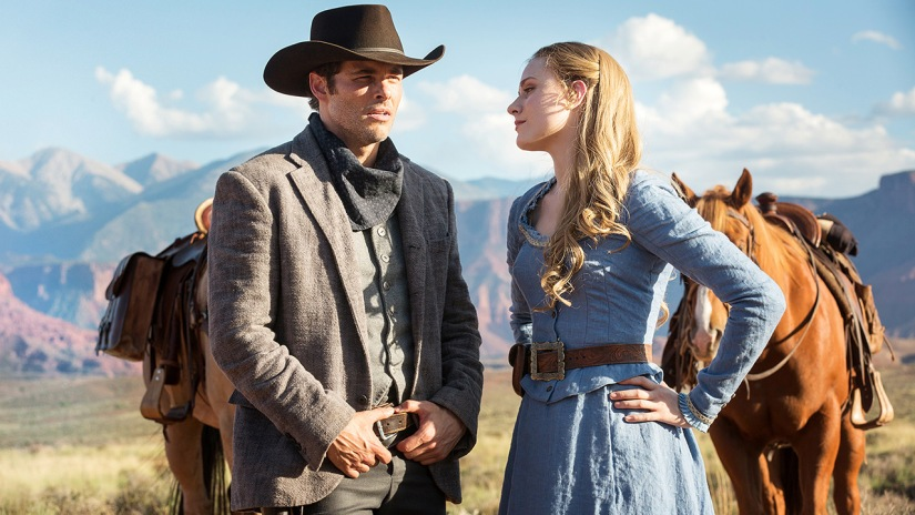 'Westworld' is pretty, but it's not particularly good.