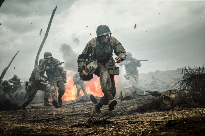 'Hacksaw Ridge' could be a player across multiple sound categories.