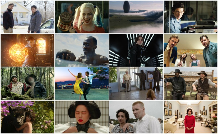 2016 in Movies (My Top 10, and OtherStuff)