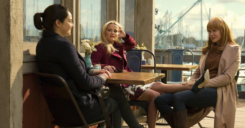 'Big Little Lies' further proves that great acting is acure-all.