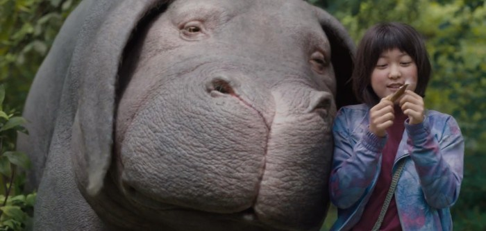 Daily Film Thoughts (5/21/17): 'Okja' looksdope.