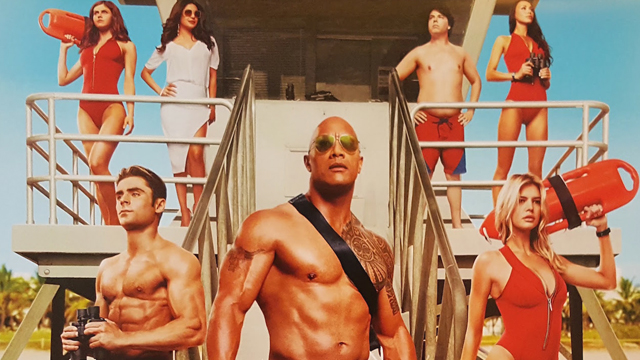 Daily Film Thoughts (5/23/17): Is 'Baywatch' dead onarrival?