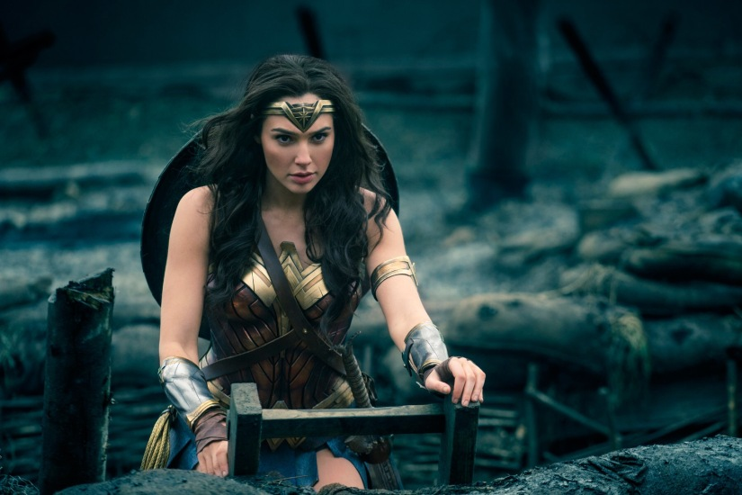 'Wonder Woman' is just okay, which is good enough